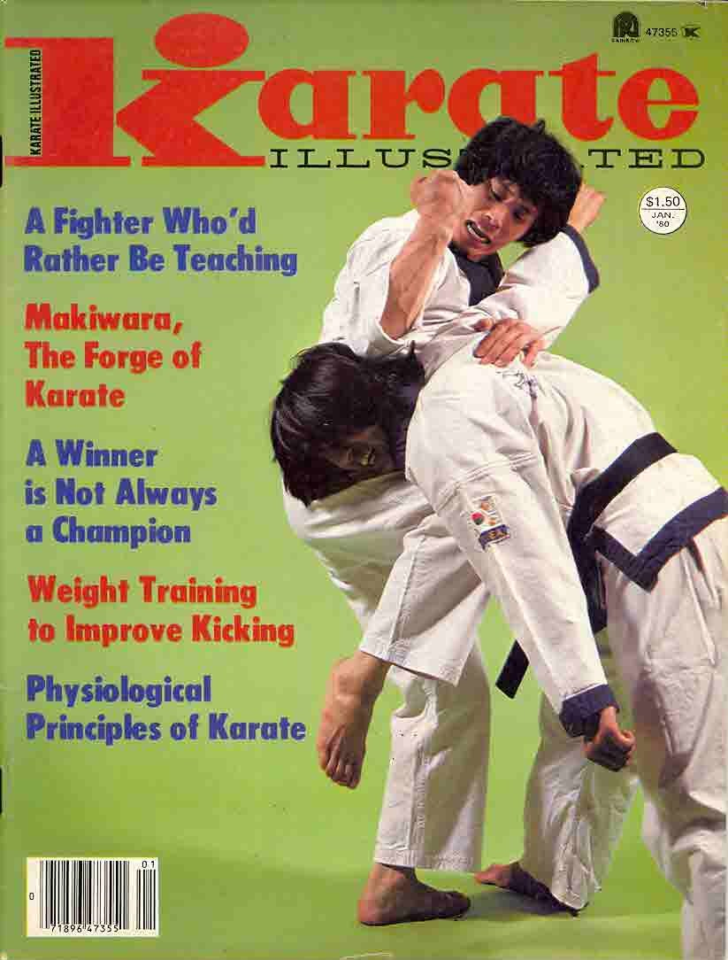 01/80 Karate Illustrated