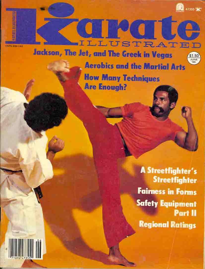 06/80 Karate Illustrated