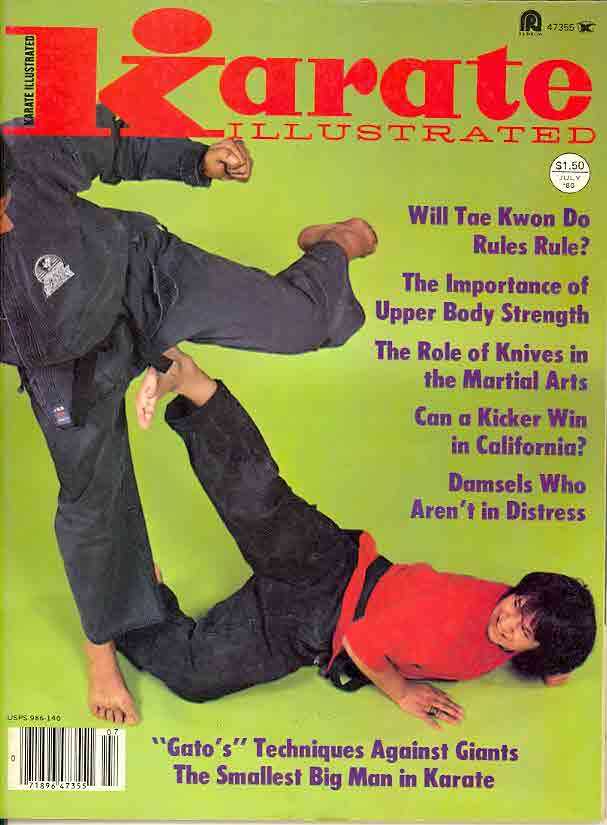 07/80 Karate Illustrated