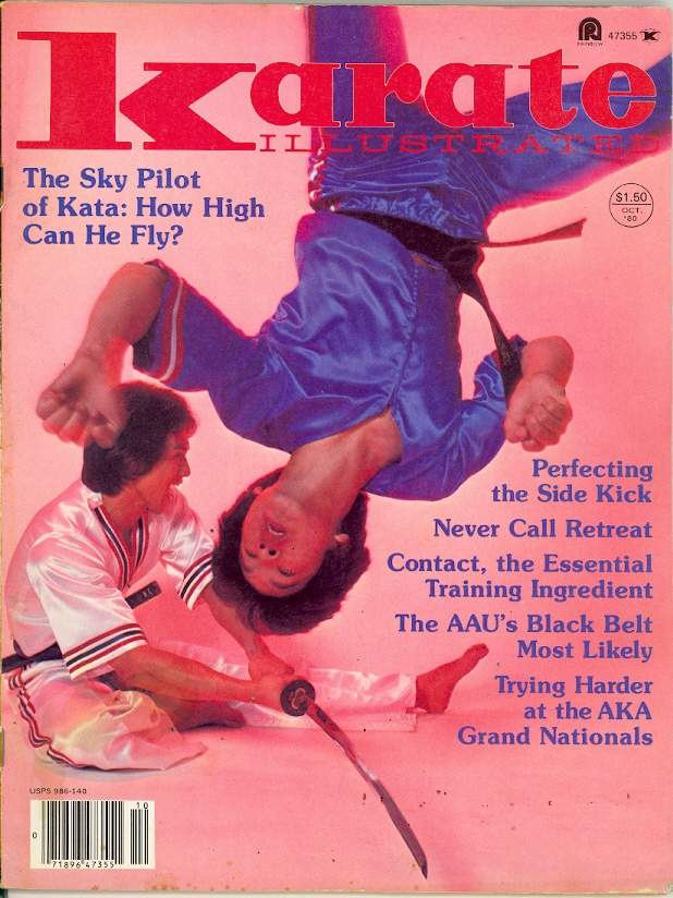 10/80 Karate Illustrated