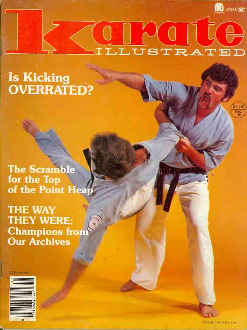 12/80 Karate Illustrated