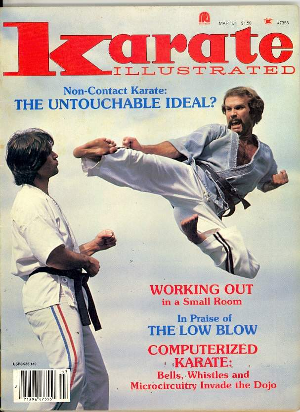 03/81 Karate Illustrated