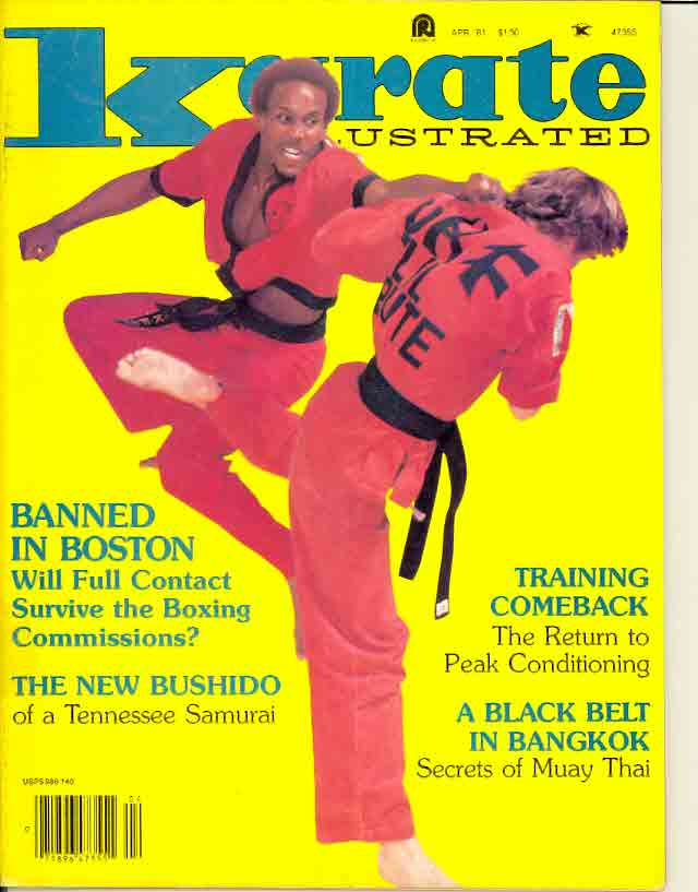 04/81 Karate Illustrated