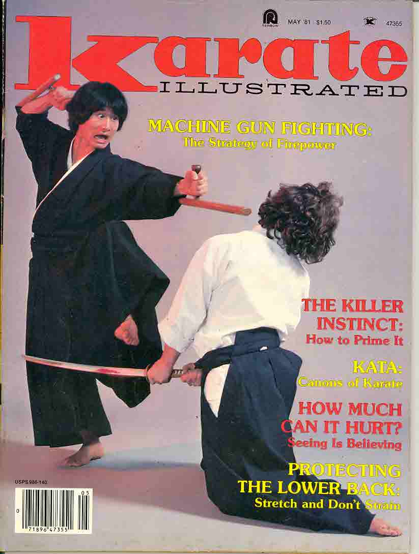 05/81 Karate Illustrated