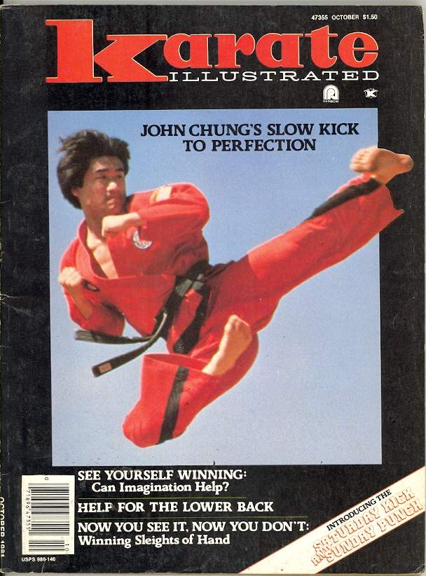 10/81 Karate Illustrated