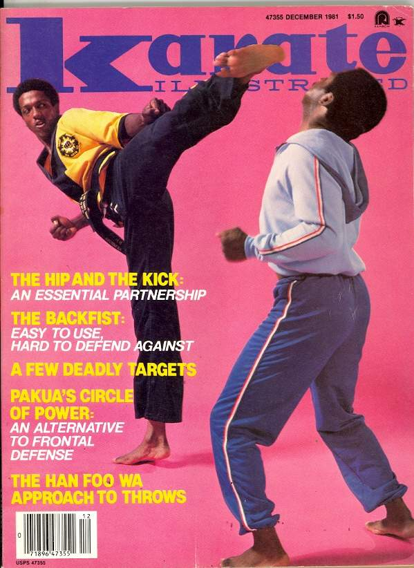 12/81 Karate Illustrated