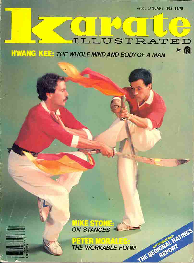 01/82 Karate Illustrated