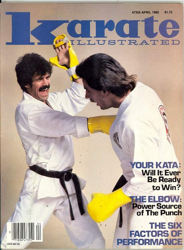 04/82 Karate Illustrated