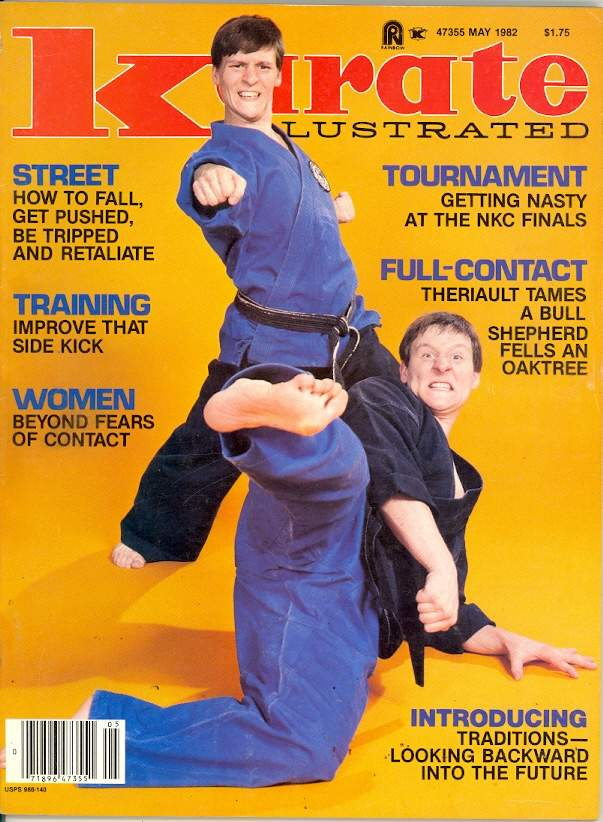 05/82 Karate Illustrated