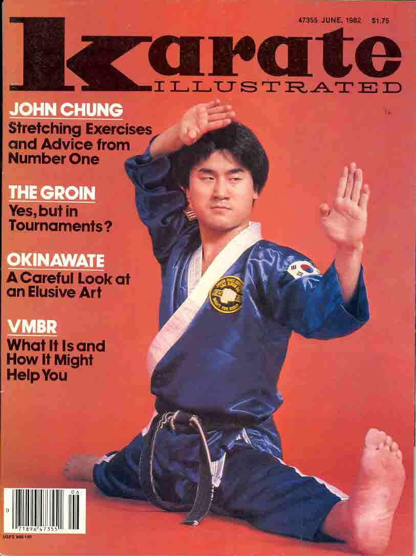 06/82 Karate Illustrated