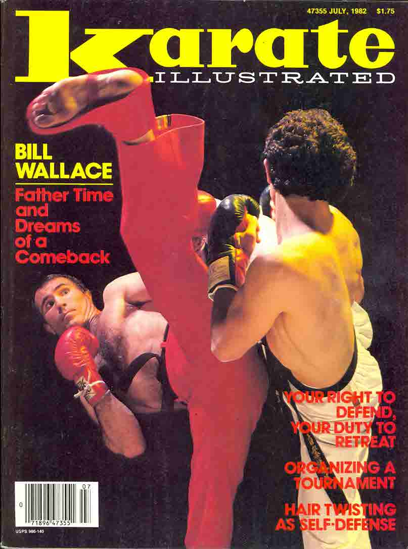 07/82 Karate Illustrated