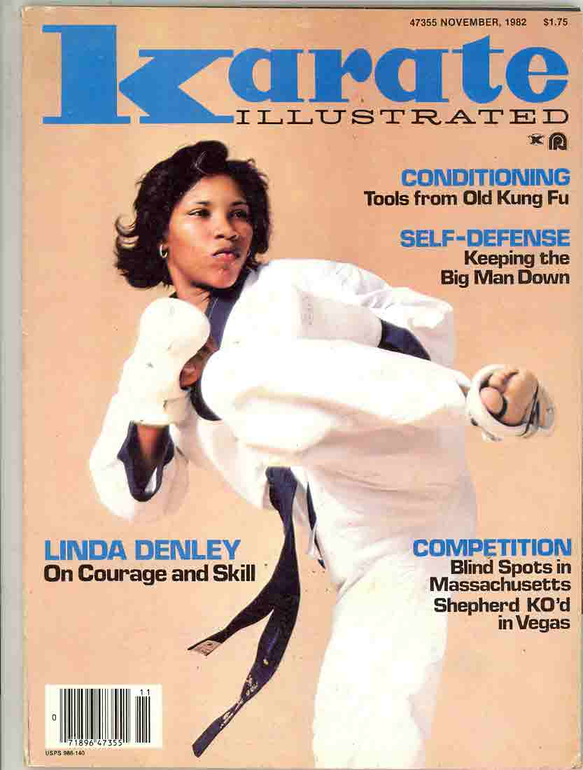 11/82 Karate Illustrated