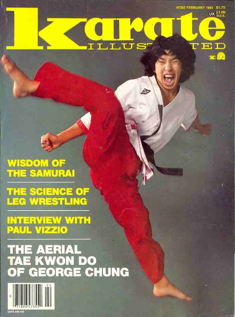 02/83 Karate Illustrated