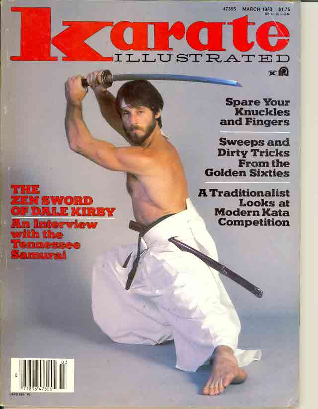 03/83 Karate Illustrated