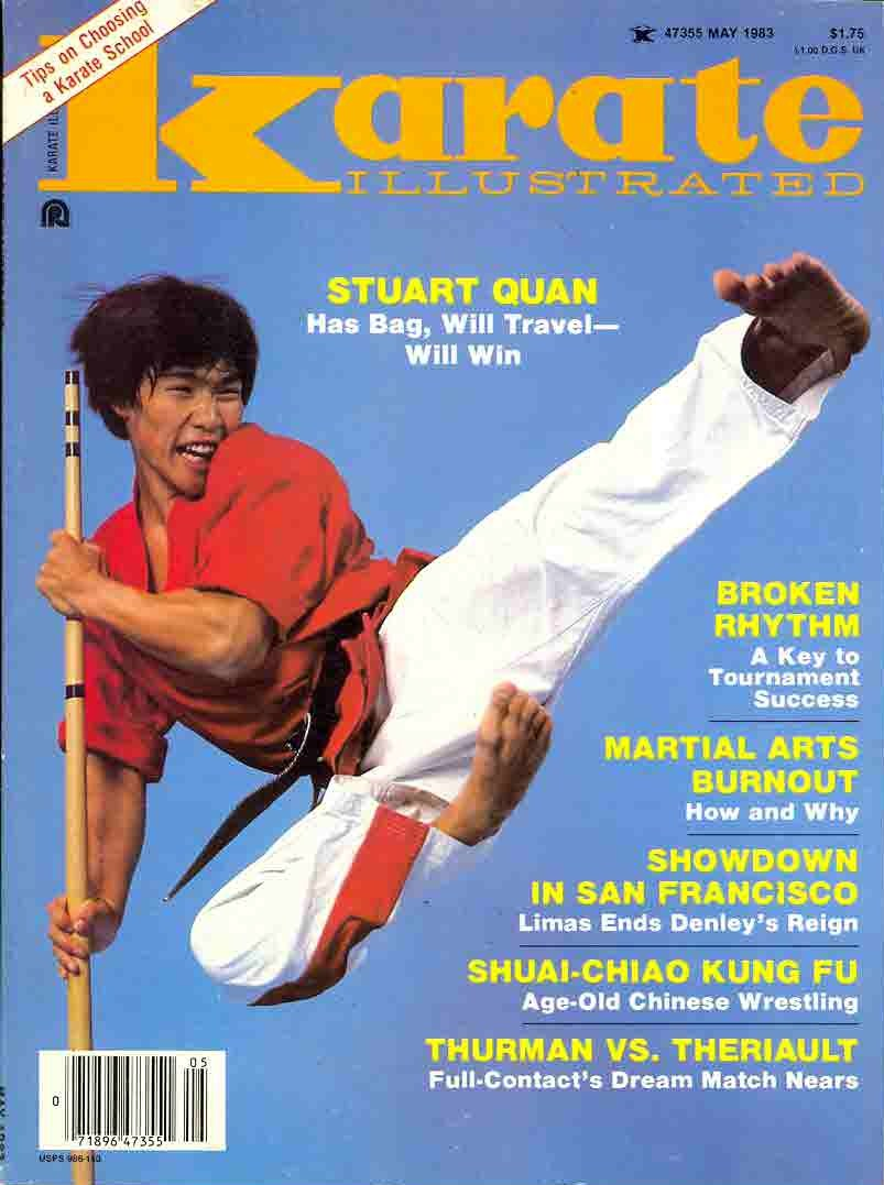 05/83 Karate Illustrated