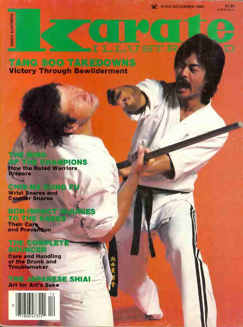 12/83 Karate Illustrated