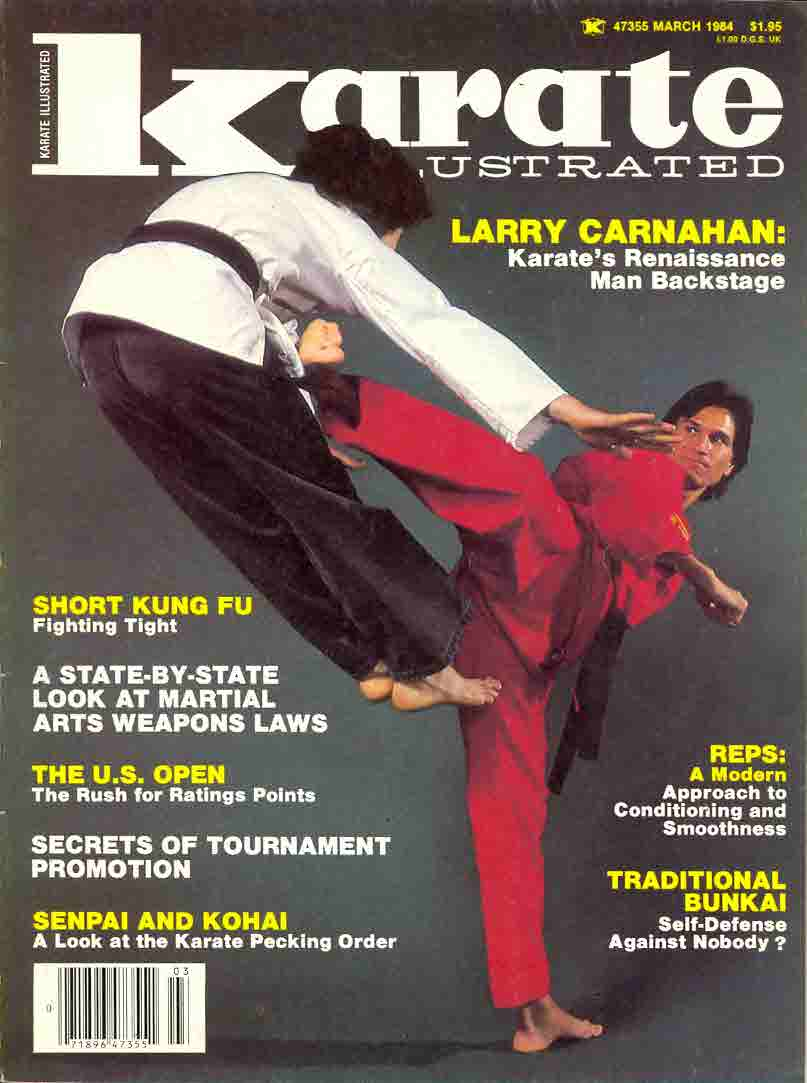 03/84 Karate Illustrated
