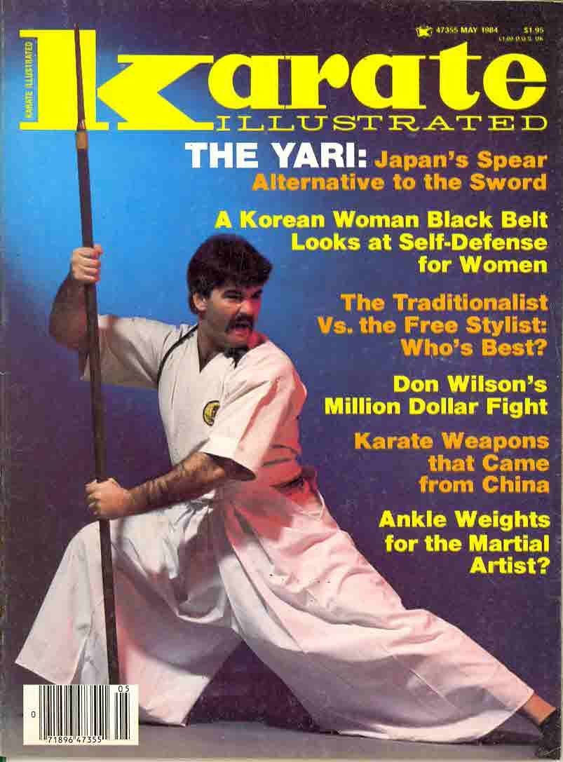 05/84 Karate Illustrated