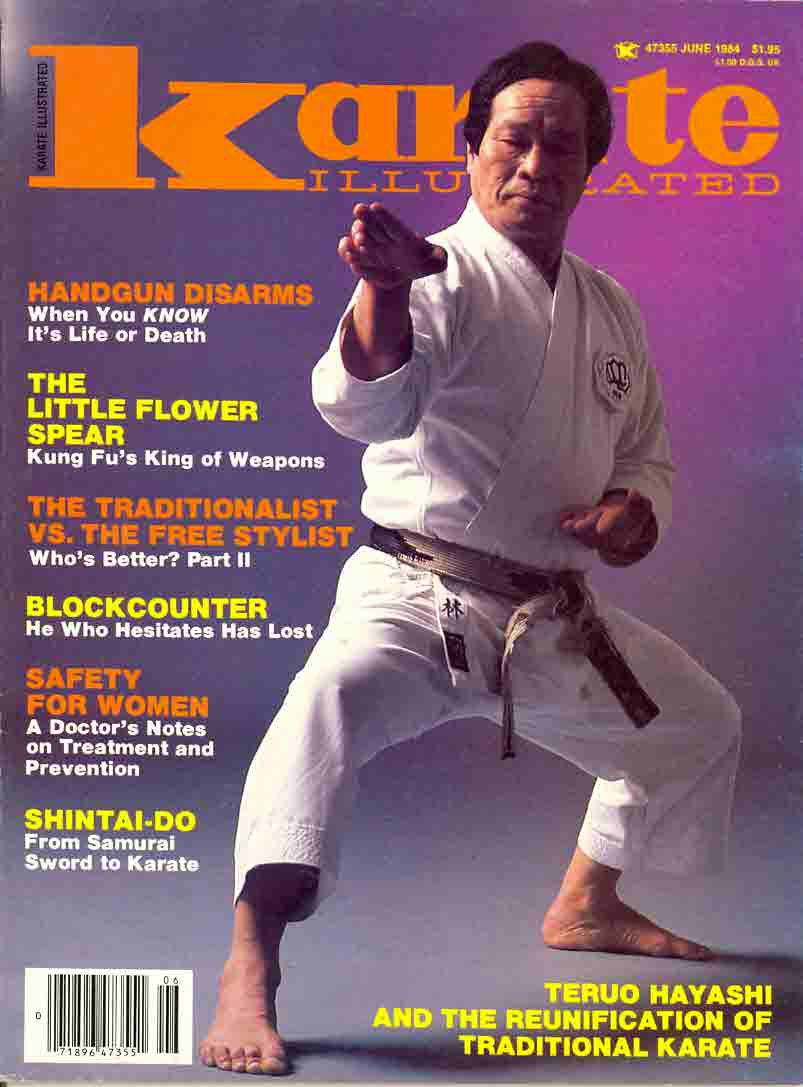 06/84 Karate Illustrated