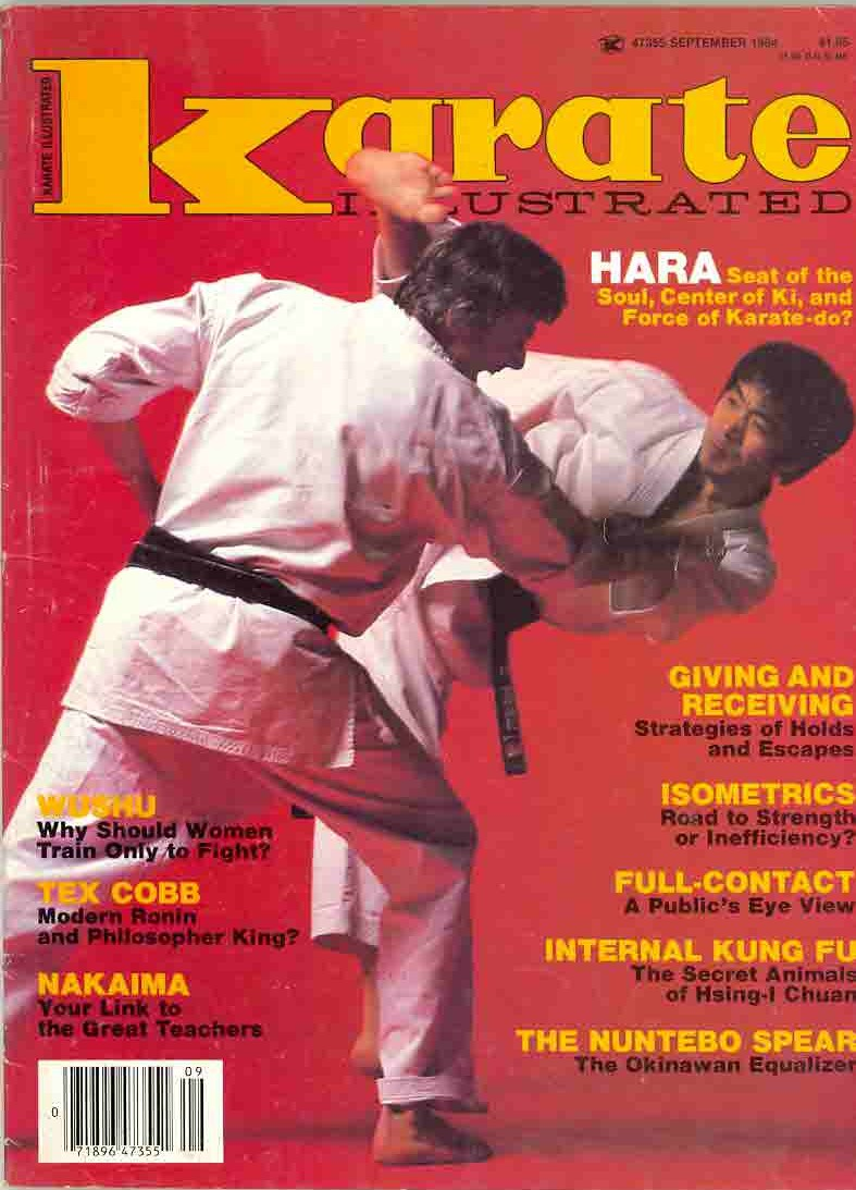 09/84 Karate Illustrated