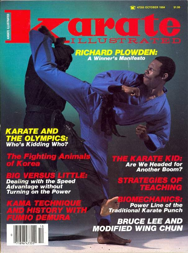 10/84 Karate Illustrated