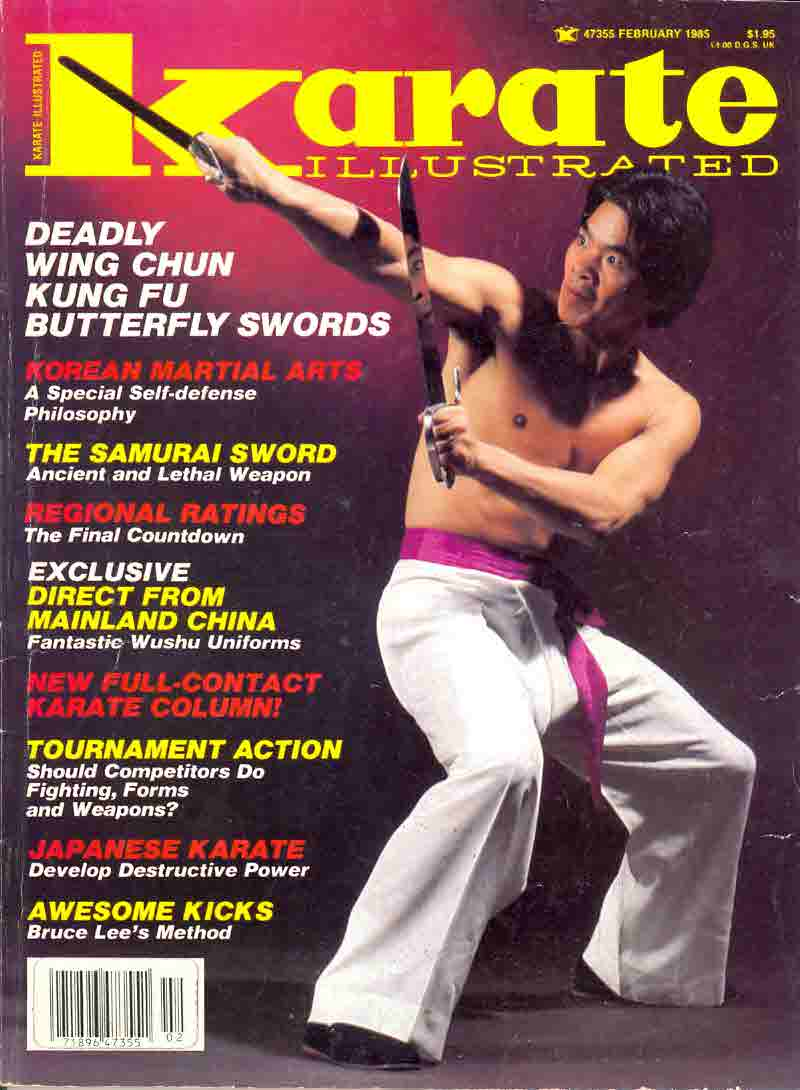 02/85 Karate Illustrated