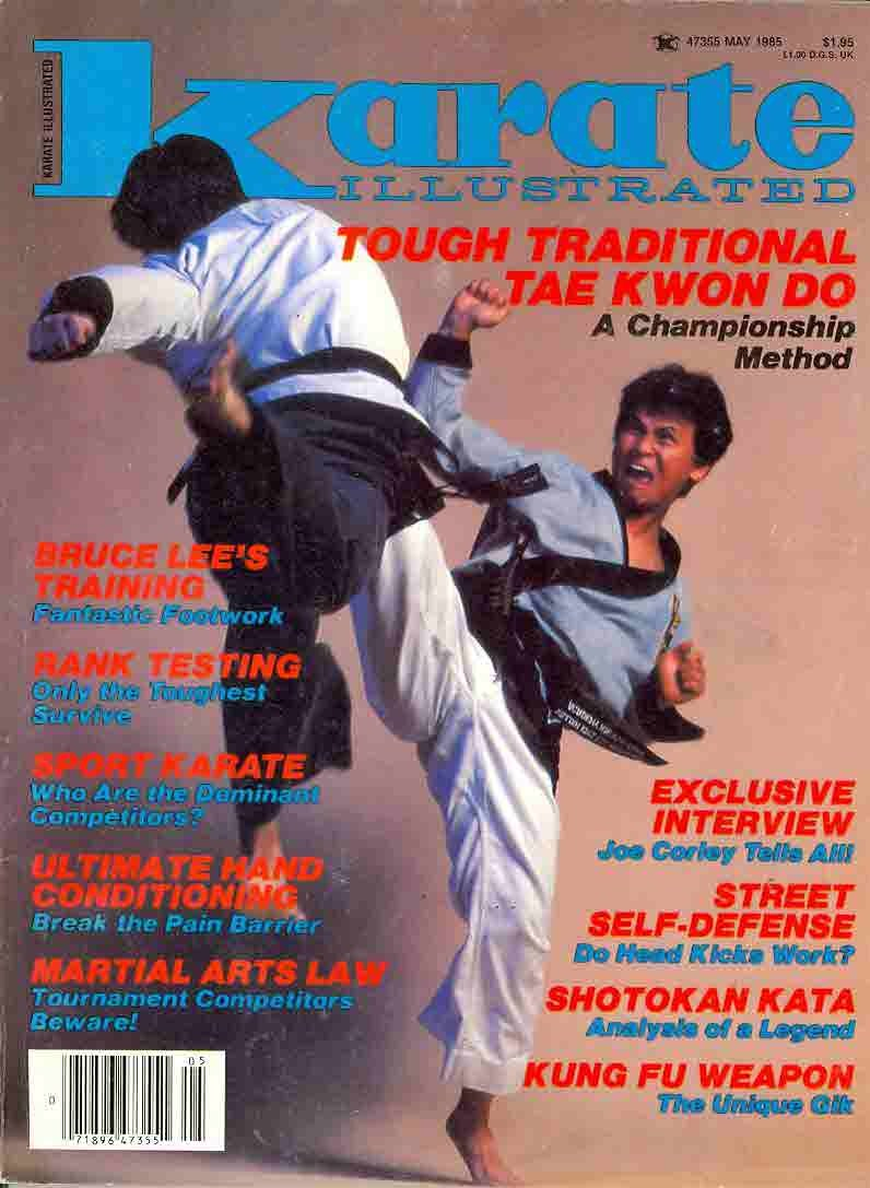 05/85 Karate Illustrated