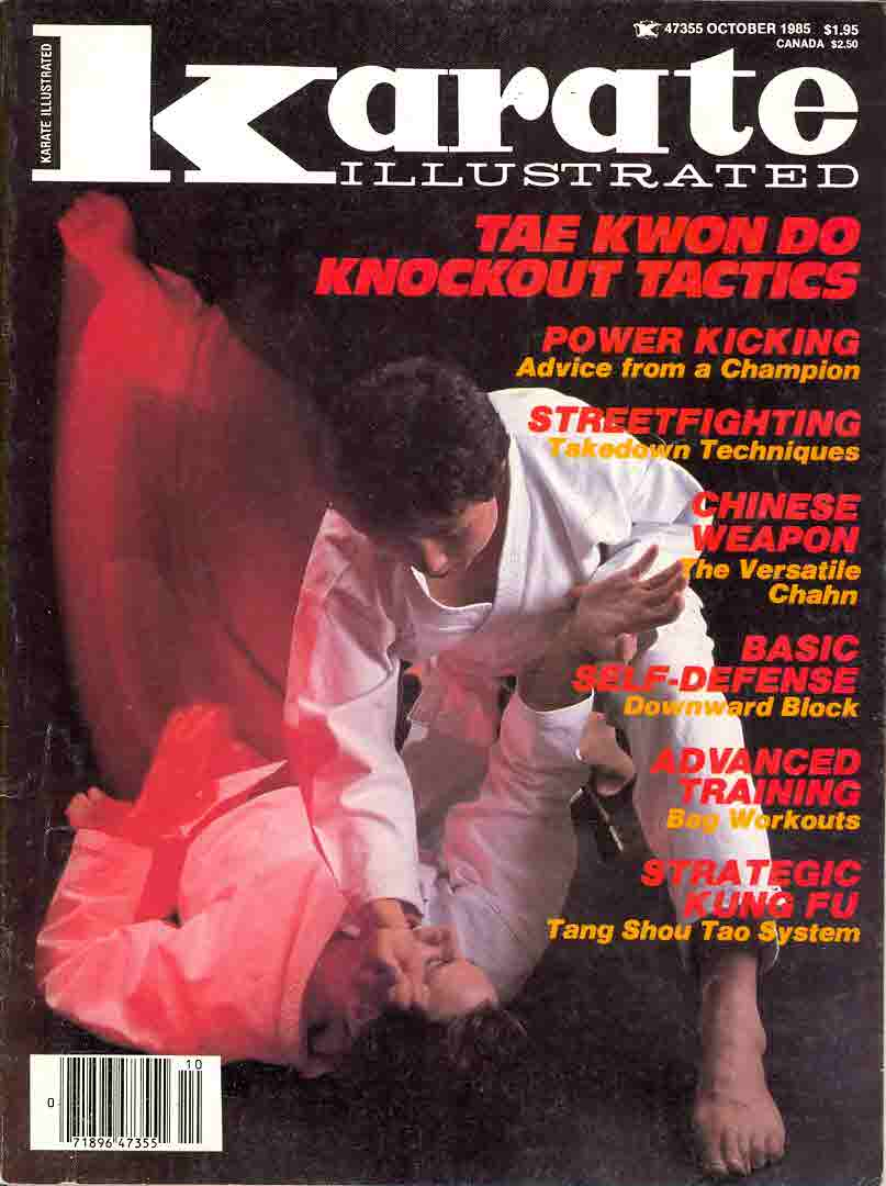 10/85 Karate Illustrated