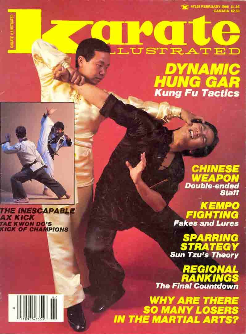 02/86 Karate Illustrated