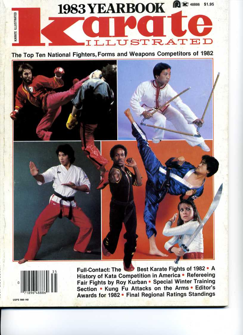 1983 Karate Illustrated Yearbook