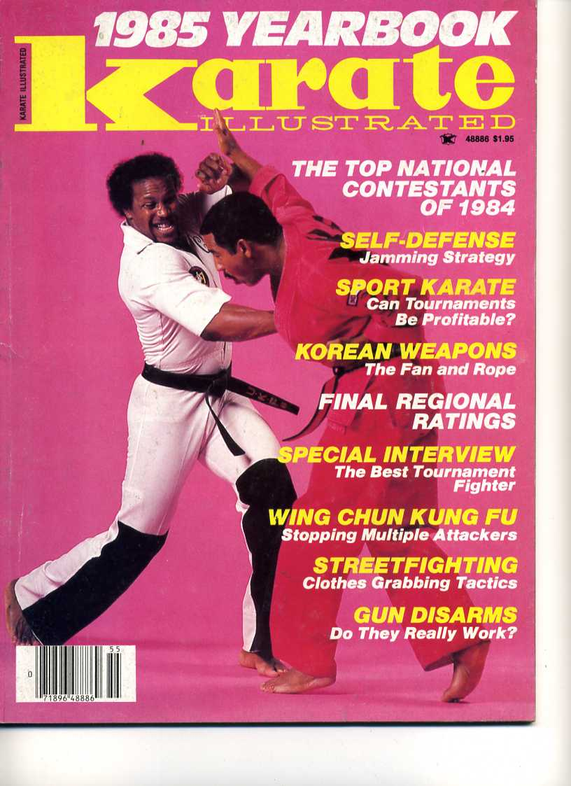1985 Karate Illustrated Yearbook