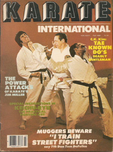 Fall 1980 Karate International