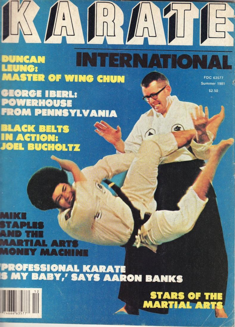 Summer 1981 Karate International