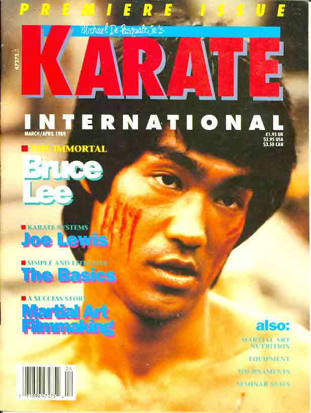 03/89 Karate International