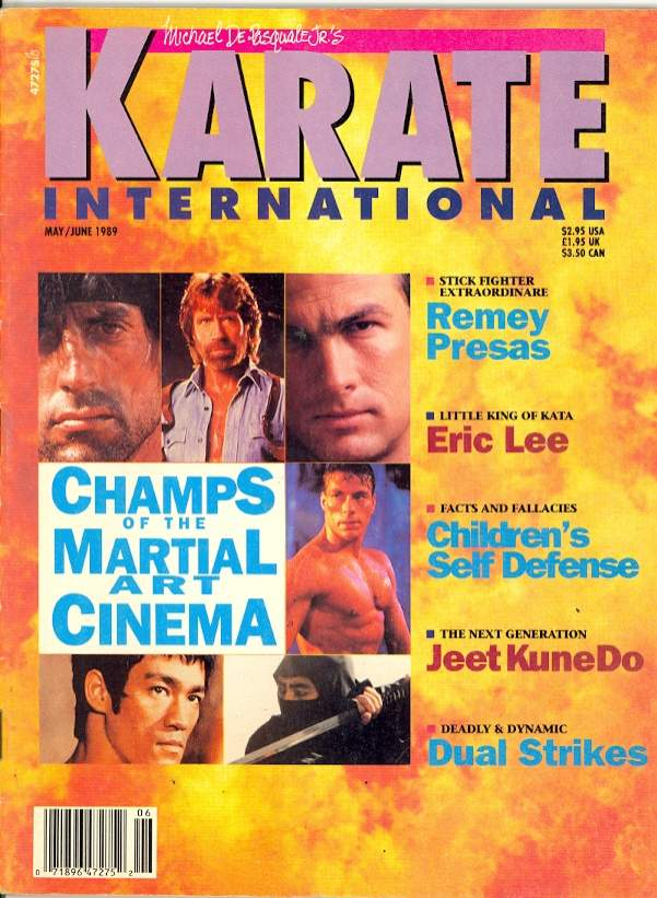 05/89 Karate International
