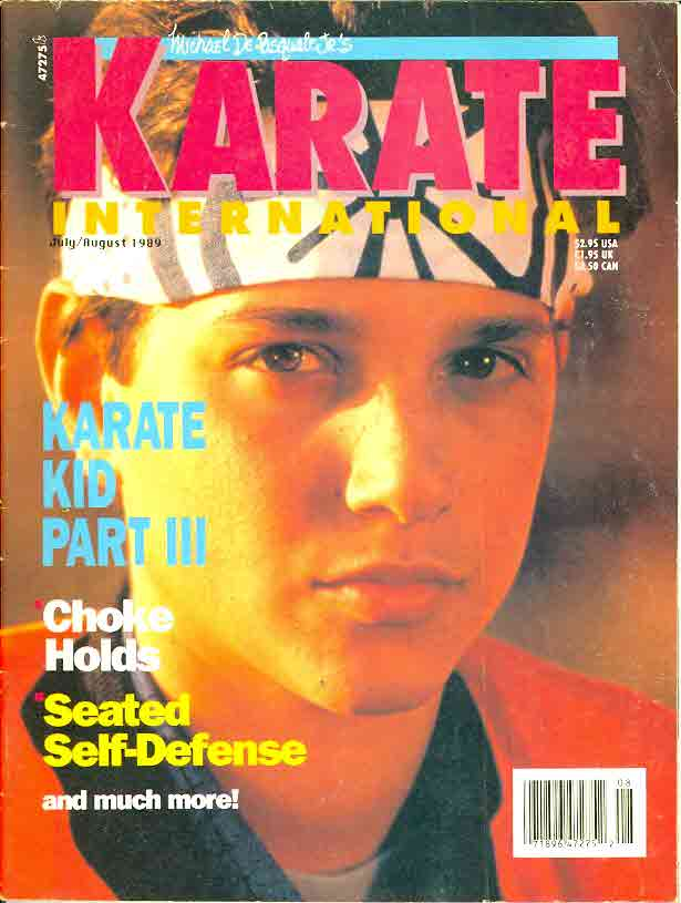 07/89 Karate International