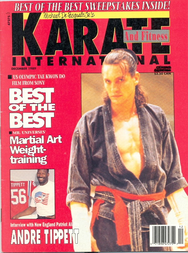 12/89 Karate International