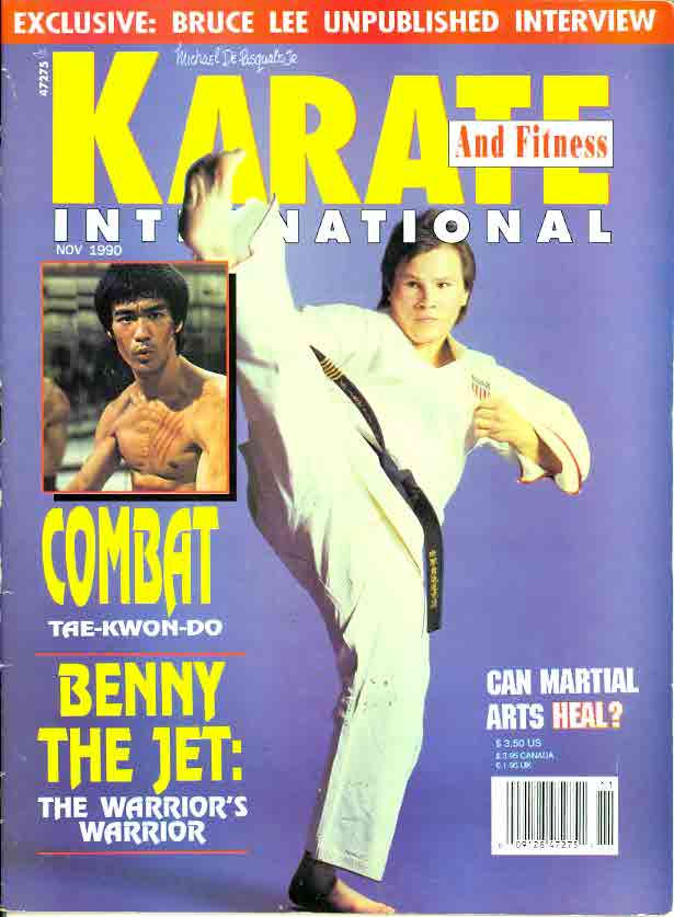 11/90 Karate International