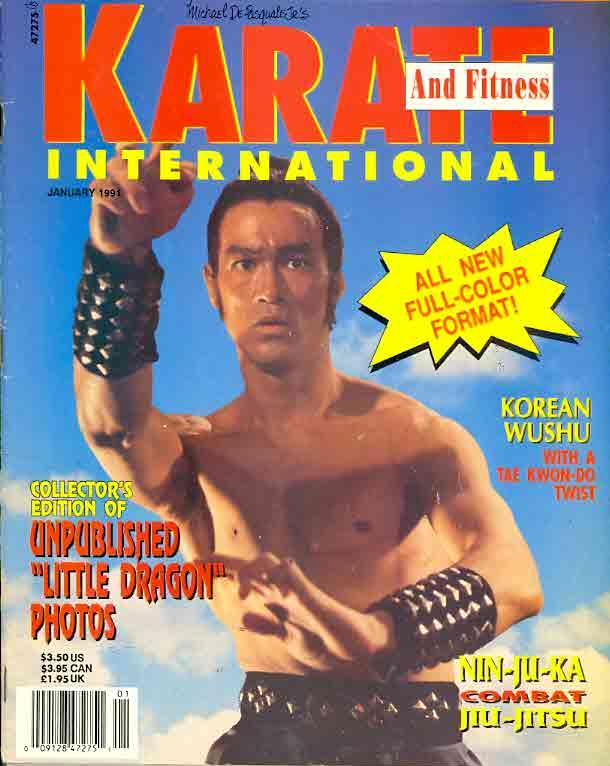 01/91 Karate International