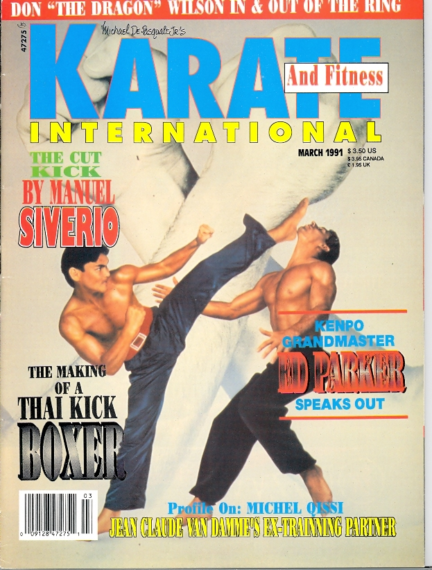 03/91 Karate International