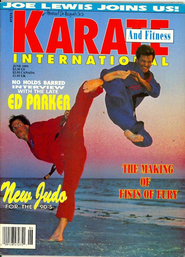 06/91 Karate International