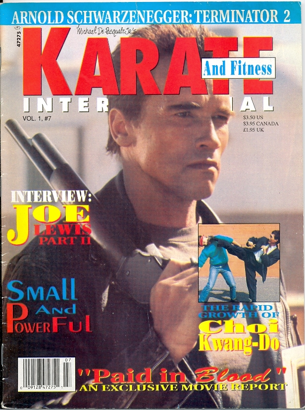 07/91 Karate International