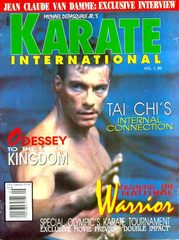 09/91 Karate International