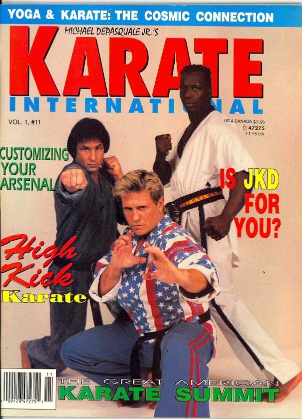 11/91 Karate International