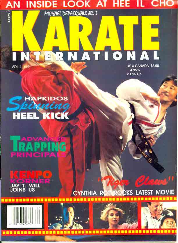 12/91 Karate International