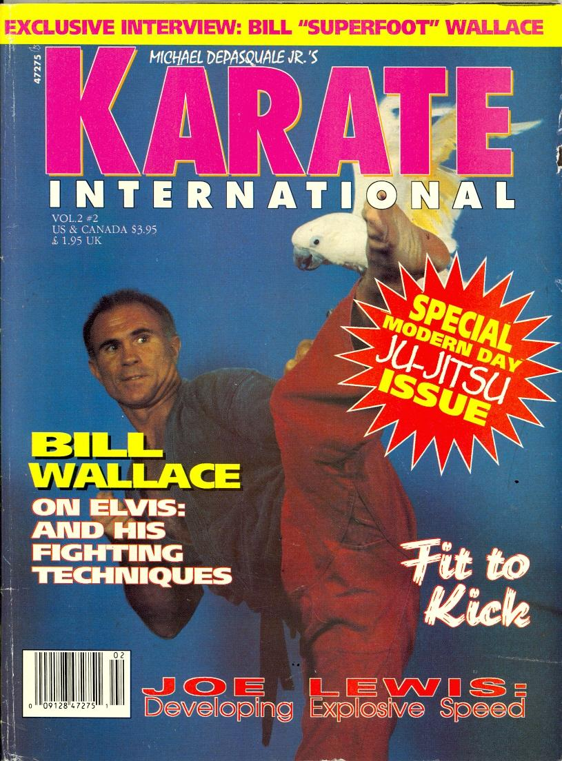 02/92 Karate International