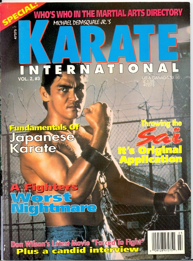 03/92 Karate International