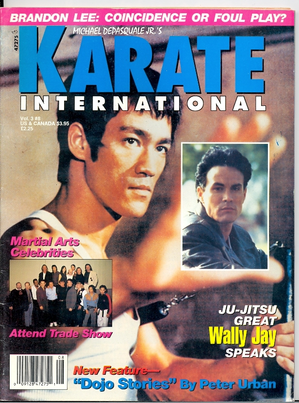 07/93 Karate International