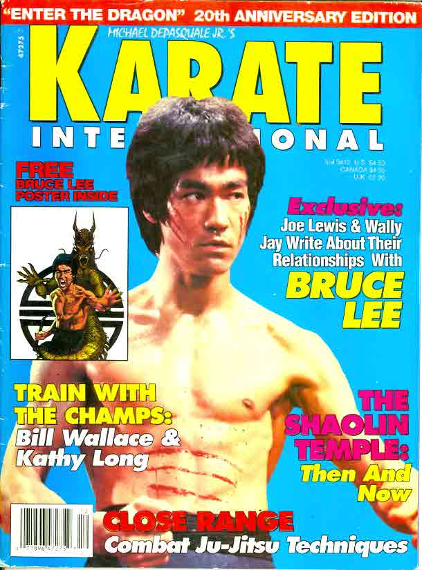 11/93 Karate International