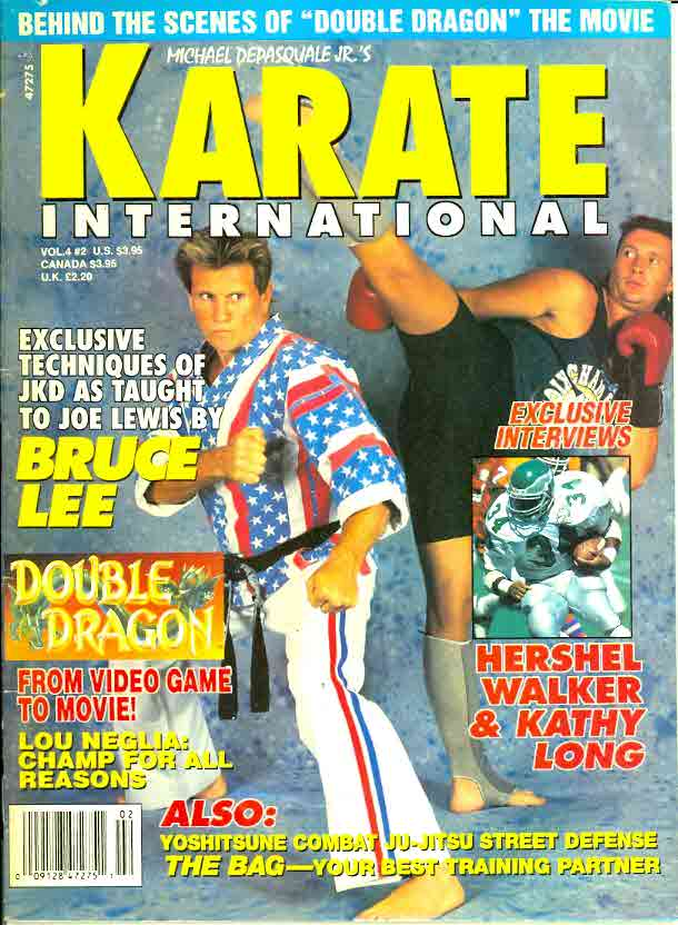 01/94 Karate International